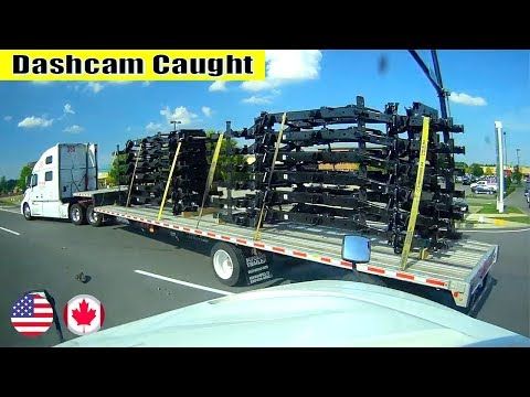 Ultimate North American Cars Driving Fails Compilation - 241 [Dash Cam Caught Video]