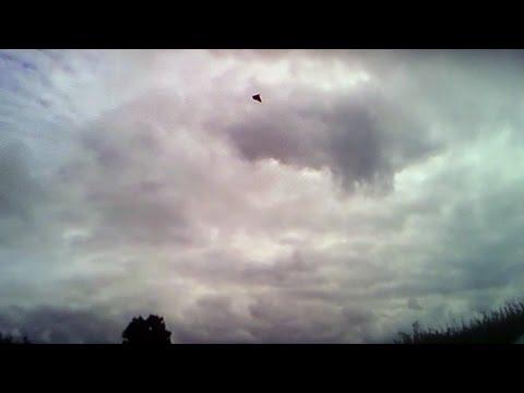 UFO OVNI Extraterrestial on Dublin Motorway