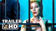 THE HAPPYTIME MURDERS Red Band Trailer (2018) Melissa McCarth Muppets Comedy Movie HD - Продолжительность: 2 минуты 47 секунд