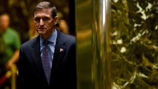 Trump's Security Adviser Flynn under fire