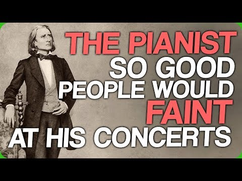 The Pianist So Good People Would Faint at his Concerts Upselling to the Rich