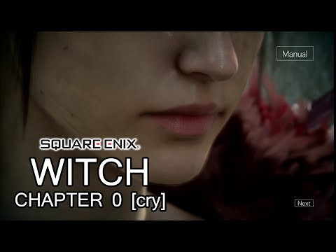 Square Enix Tech Demo for DirectX 12 | WITCH - Chapter 0 [cry]