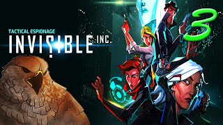 Invisible Inc Gameplay - Mind Games - Let