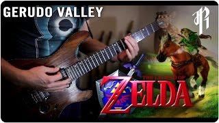 Zelda Ocarina of Time: Gerudo Valley - Metal Cover    RichaadEB