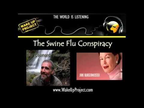 WakeUpProject Radio : Health Hazards of the Swine Flu Vaccine