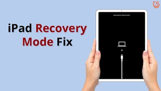 Top 2020 iPad Recovery Mode Fix - How to Fix iPad Stuck in Recovery Mode iOS 13, No Data Loss!