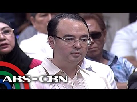 TV Patrol: DFA Sec. Cayetano, lusot sa Commission on Appointments