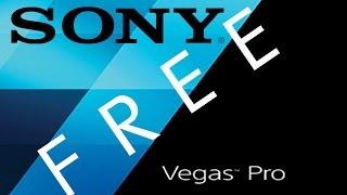 Sony Vegas Pro 13 FREE    January 2016