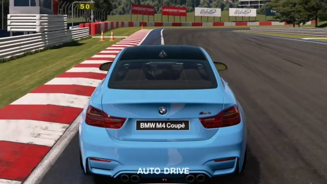 Gran Turismo Sport Bmw M4 Coupe 2014 Test Drive Gameplay Ps4 Hd