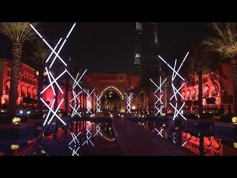 Dubai shines in Festival of Lights - le mag