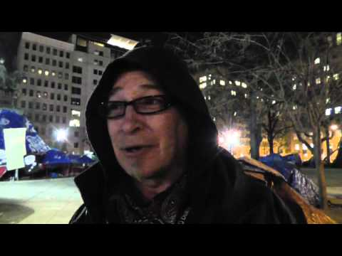 Occupy Wall Street - First Live Streamer Interview with FluxRostra