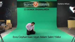 Kanal(i)zasyon Kamera Arkası - Uçan Adam Sabri