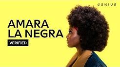 "Amara La Negra ""Insecure"" Official Lyrics & Meaning | Verified"