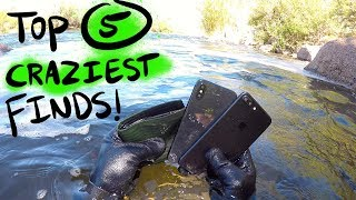 Download Top 5 Craziest River Treasure Finds (Returned to Owners - Priceless Reactions!) Mp3 and Videos