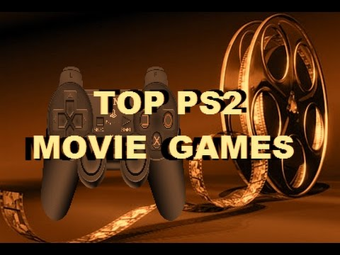 Top 10 Playstation 2 Games Based On Movies Youtube