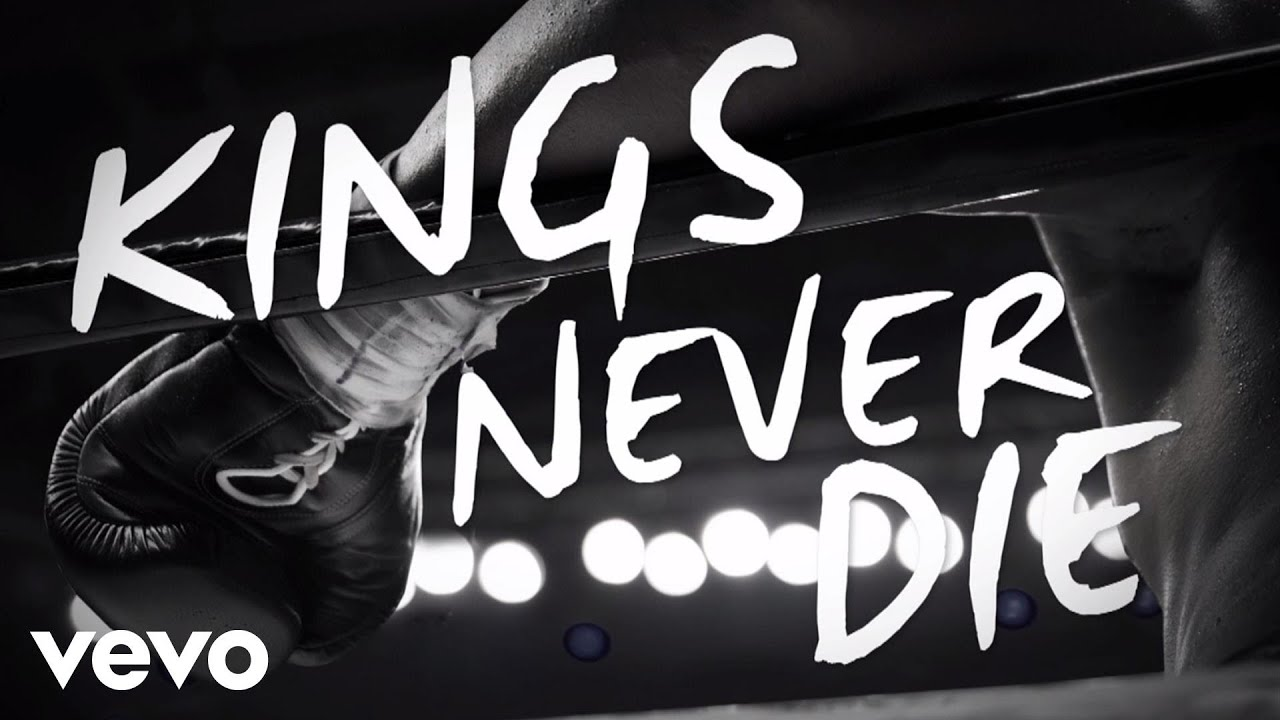 Eminem — Kings Never Die (Lyric Video) ft. Gwen Stefani