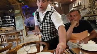 Самвел Адамян. Мой  первый мужчина в Грузии..в ресторане