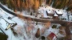 Drone tour in Nikinmäki