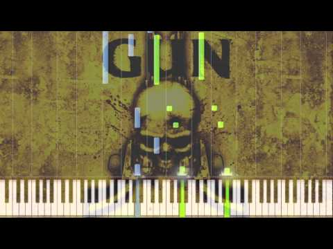 GUN - Main Theme | Piano Version