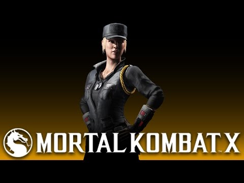 Mortal Kombat X (iOS/Android) GOLD DEMOLITION SONYA BLADE REVIEW Lets Play Gameplay