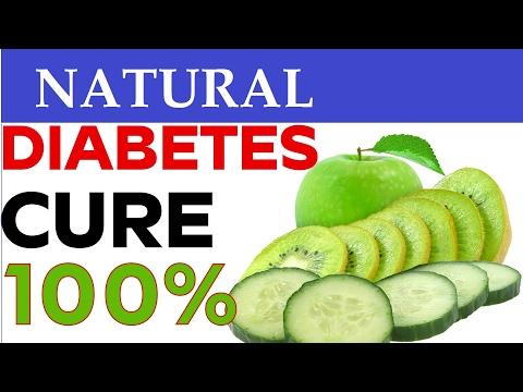 Natural Diabetes Treatment | Diabetes Cure Naturally | No Pills