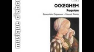 Johannes Ockeghem, Requiem ― Introitus