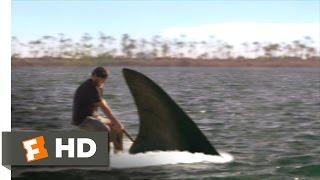 3 Headed Shark Attack (7/10) Movie CLIP - High-Flying Axe (2015) HD