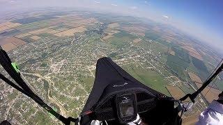 Маршрут Юца - Черкесск или 111 км по воздуху
