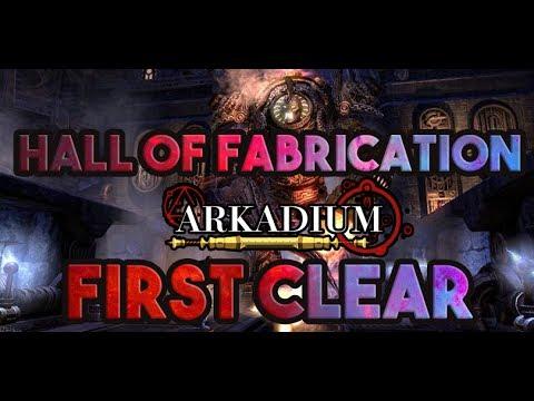 Hall of Fabrication First Clear - Healplar - ESO Morrowind