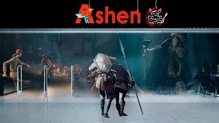 """Ashen - Это не АШАН, это какая-то """"Пятёрочка"""" ! [Обзор]"""