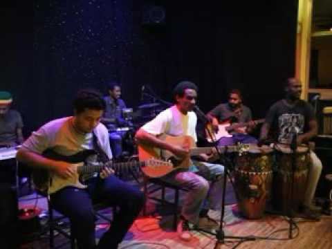 Sudan Roots Band at Jazz Cafe in Khartoum