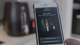 BeerDroid: Wi Fi Setup via App