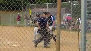 14 year old boy hits monstrous home run 1 1