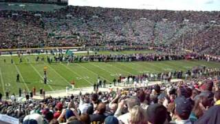 ND v USC Here Come The Irish