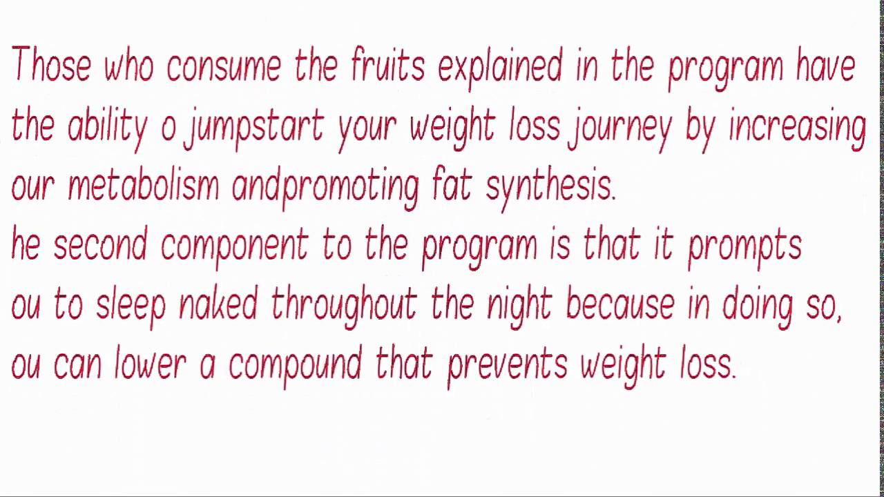 Does transformations weight loss program work image 5