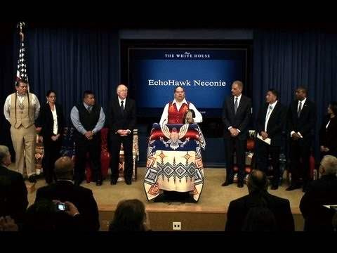 Announcing the Tribal Trust Case Settlement