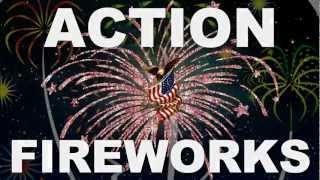 LOCK AND LOAD (Fireworks) Artillery Shells Demo