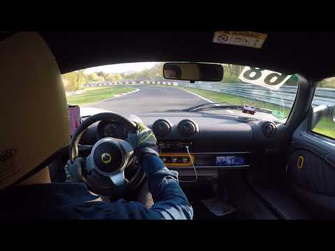 4th Lap With Exige Sport 380 On Nordschleife BTG 8:07