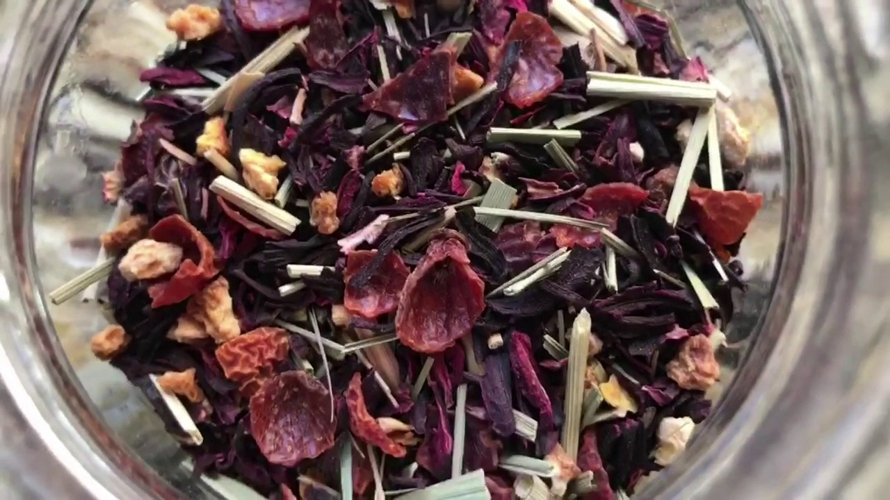 Fresh hibiscus tea youtube fresh hibiscus tea izmirmasajfo