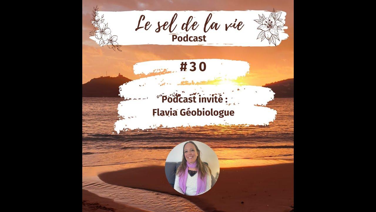"""Podcast chez """"Détente et sérénité avec Aurélie"""""""