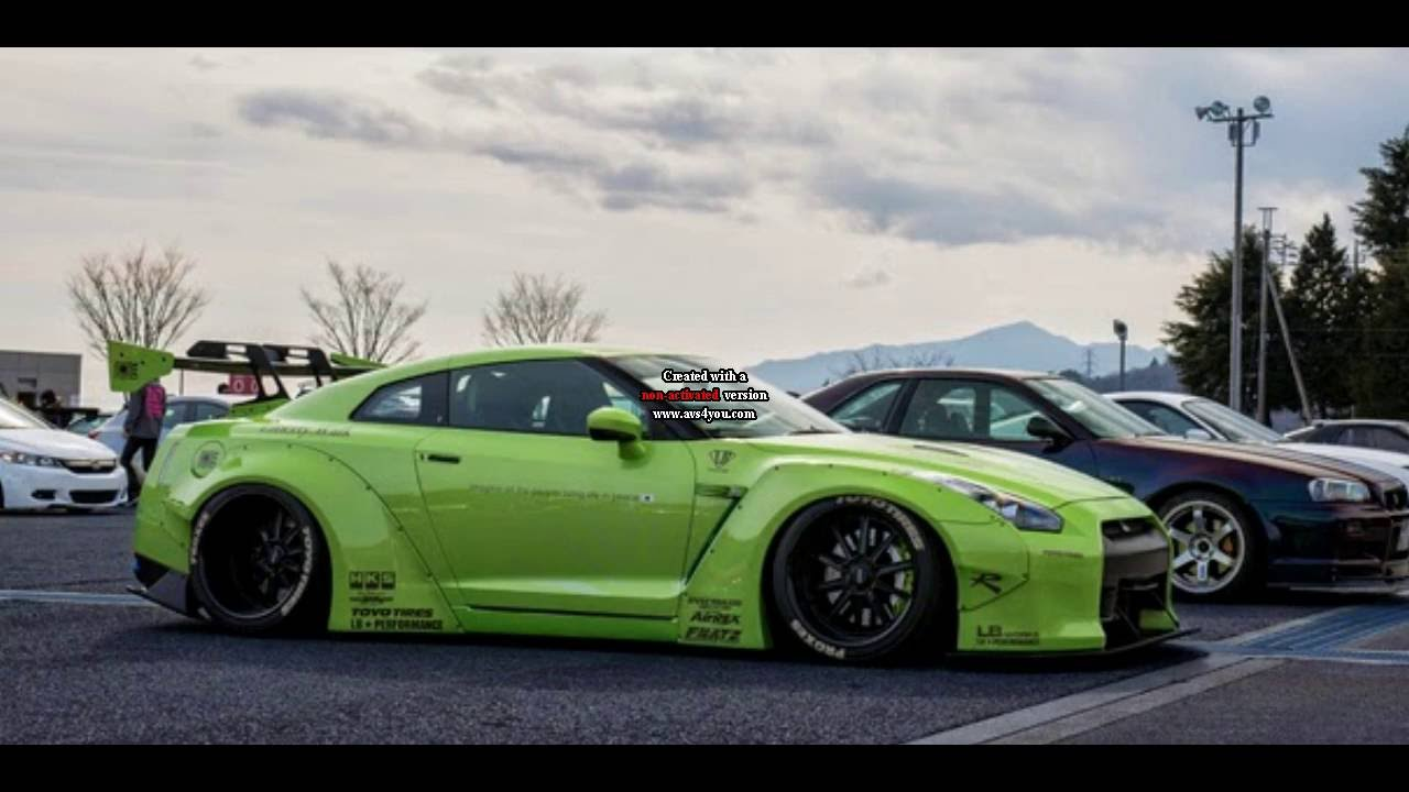 Cars With Wide Body Kits Www Pixshark Com Images