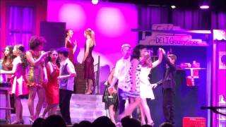 the club scene in the heights millikan middle school performing arts