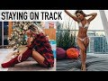 TOP TIPS For Staying on Track During the Holidays