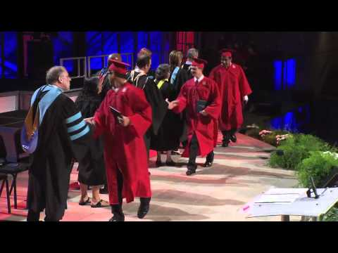 McKinney Boyd 2012 Graduation