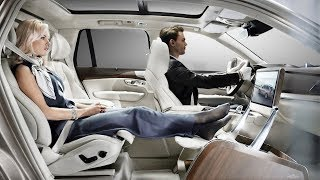 2018 Volvo XC90 Excellence - INTERIOR