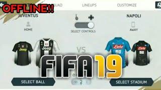 FIFA 19 ANDROID OFFLINE MOD FIFA 14 ATUALIZADO COM MODO CARREIRA, GRÁFICOS HD, KITS, GRAMADOS ETC...