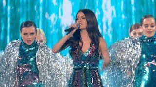 The X Factor UK 2017 Holly Tandy Live Shows Full Clip S14E20
