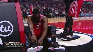 (TALK) JAMES HARDEN MELTSDOWN IN GAME 6 AT HOME AND THE SPURS ADVANCE TO 2017 WEST FINALS!
