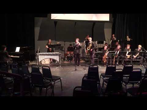 Chick On The Grill - Fife High School Jazz Band @ Clackamas 2018
