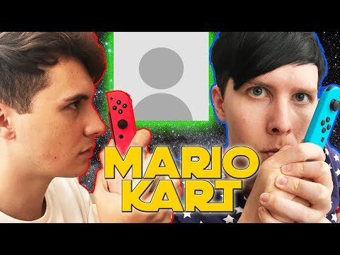 THE SUBSCRIBERS STRIKE BACK! - Mario Kart Phan-Prix #2